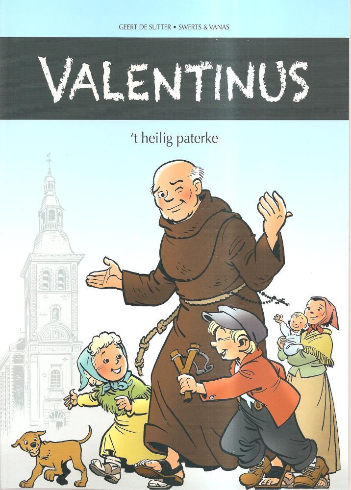 Valentinus, 't heilig paterke van Hasselt