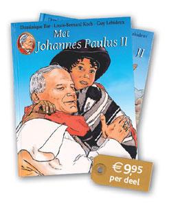 Gabriël-prijs 2015 voor het beste religieuze stripboek van het afgelopen jaar: 'Johannes Paulus II' (1/3)