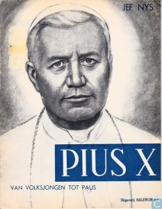 PiusX-voorpagina